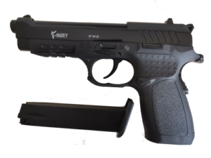 9mm larger self defence gun – includes 10 x blank rounds