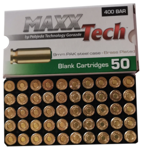 9mm blank Rounds